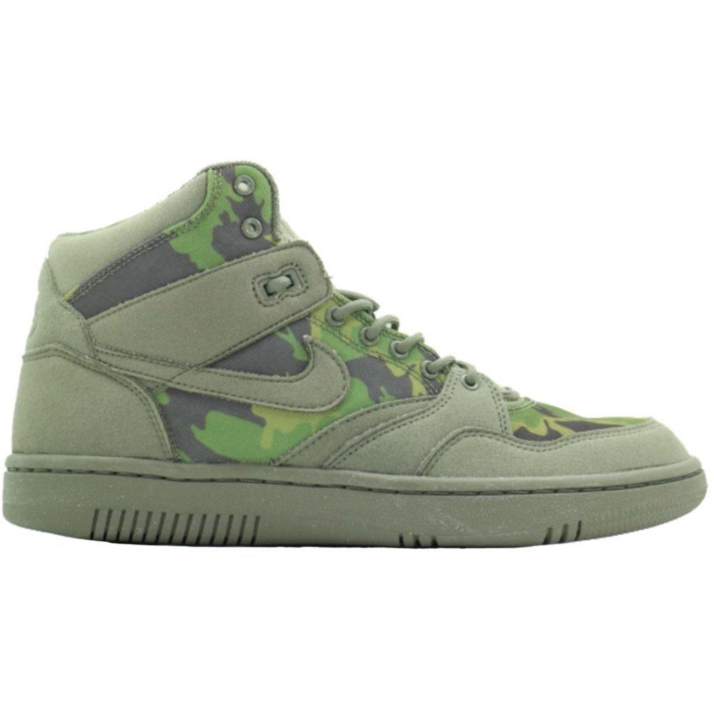 Nike Sky Force 88 Mid Stussy Olive Camo