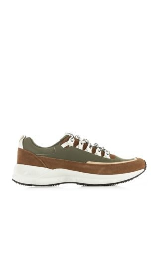 A.P.C. Jay Sneakers Khaki