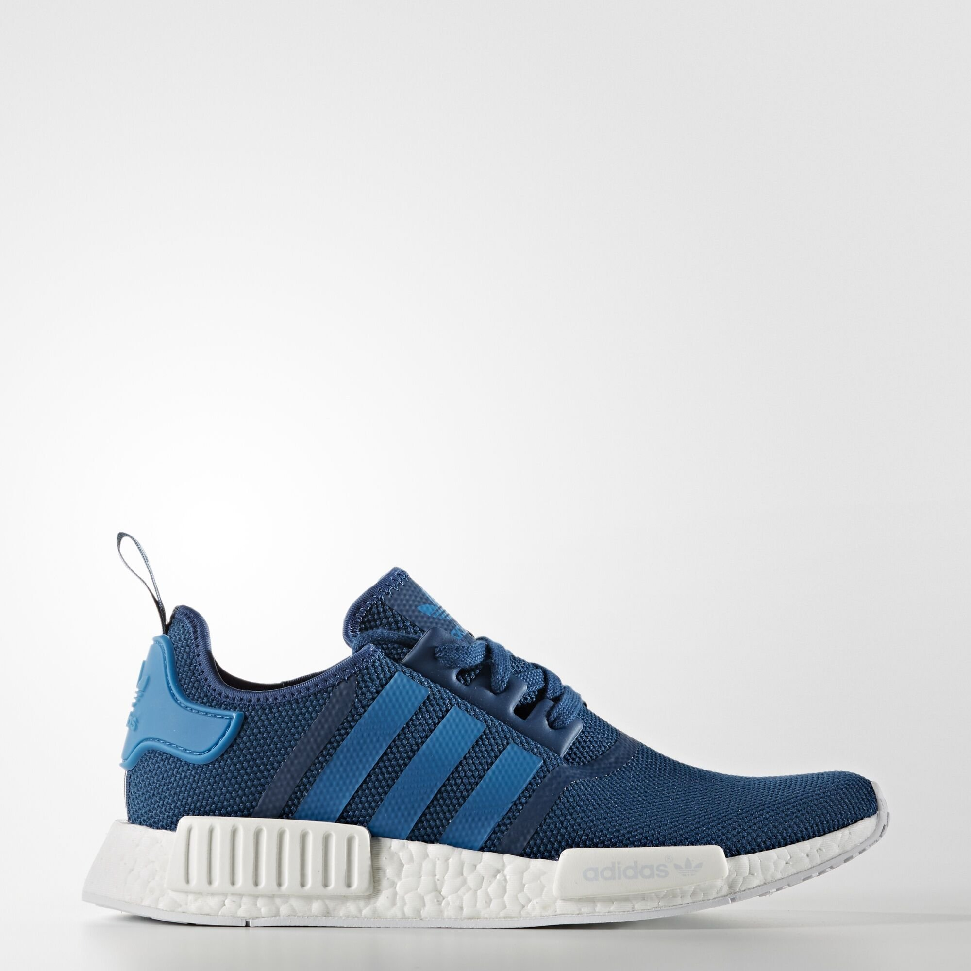 adidas  NMD R1 Blue White (S31502)