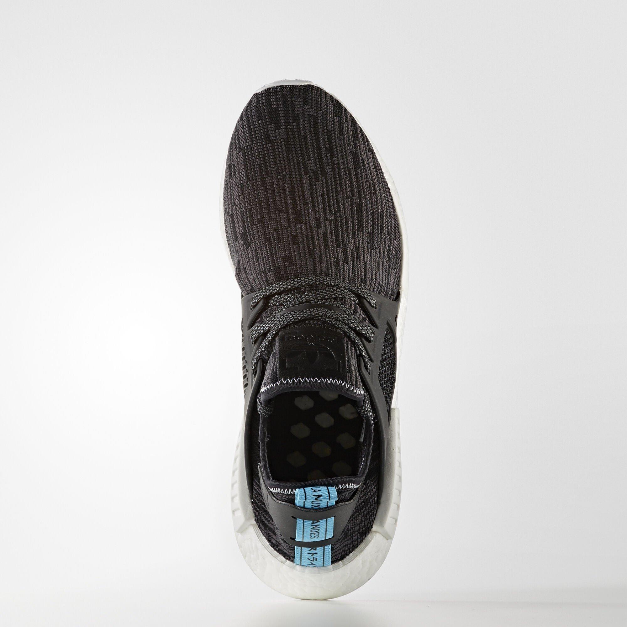 adidas  NMD XR1 Utility Black Bright Blue (S32215)