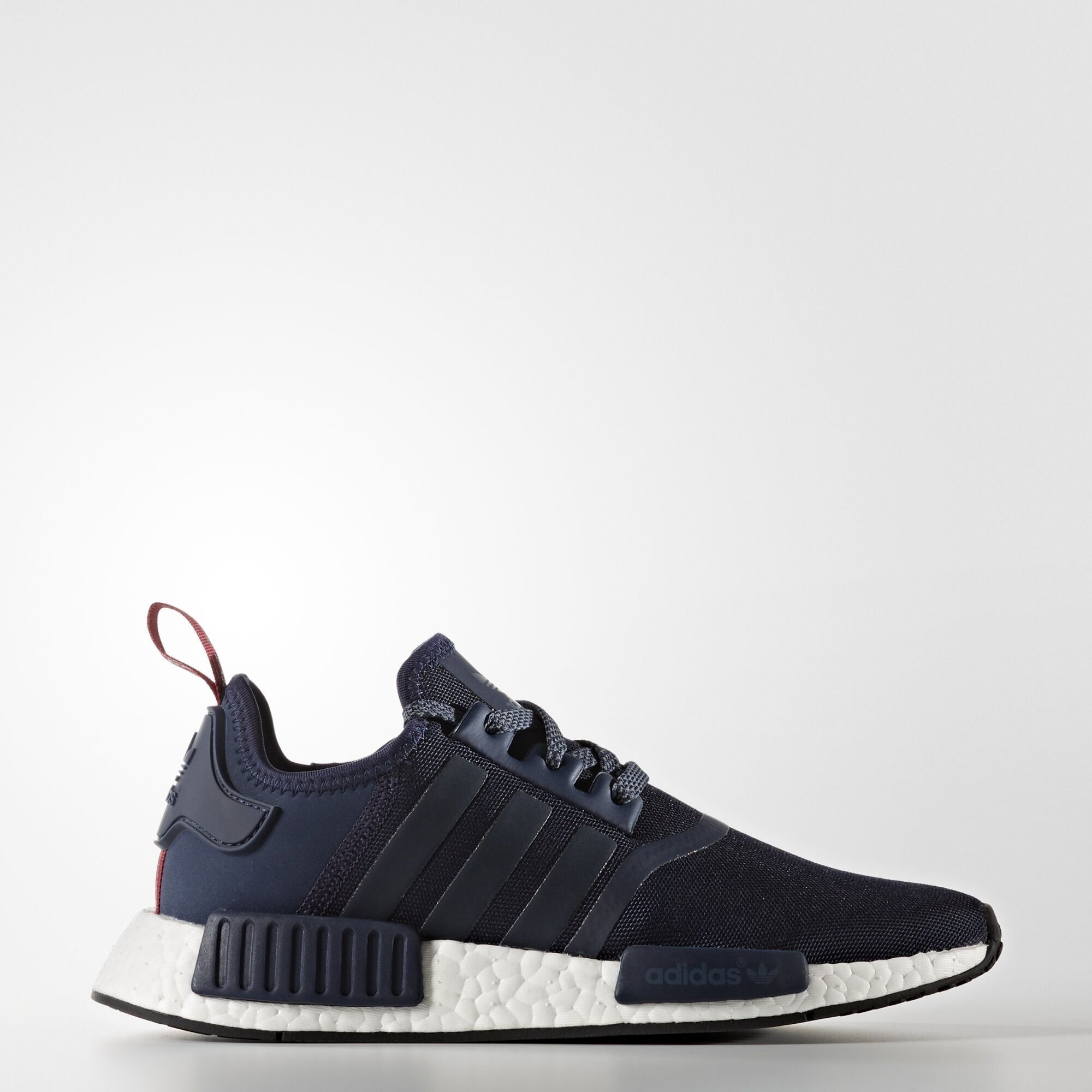 adidas NMD R1 Navy Red (W) (S76011)