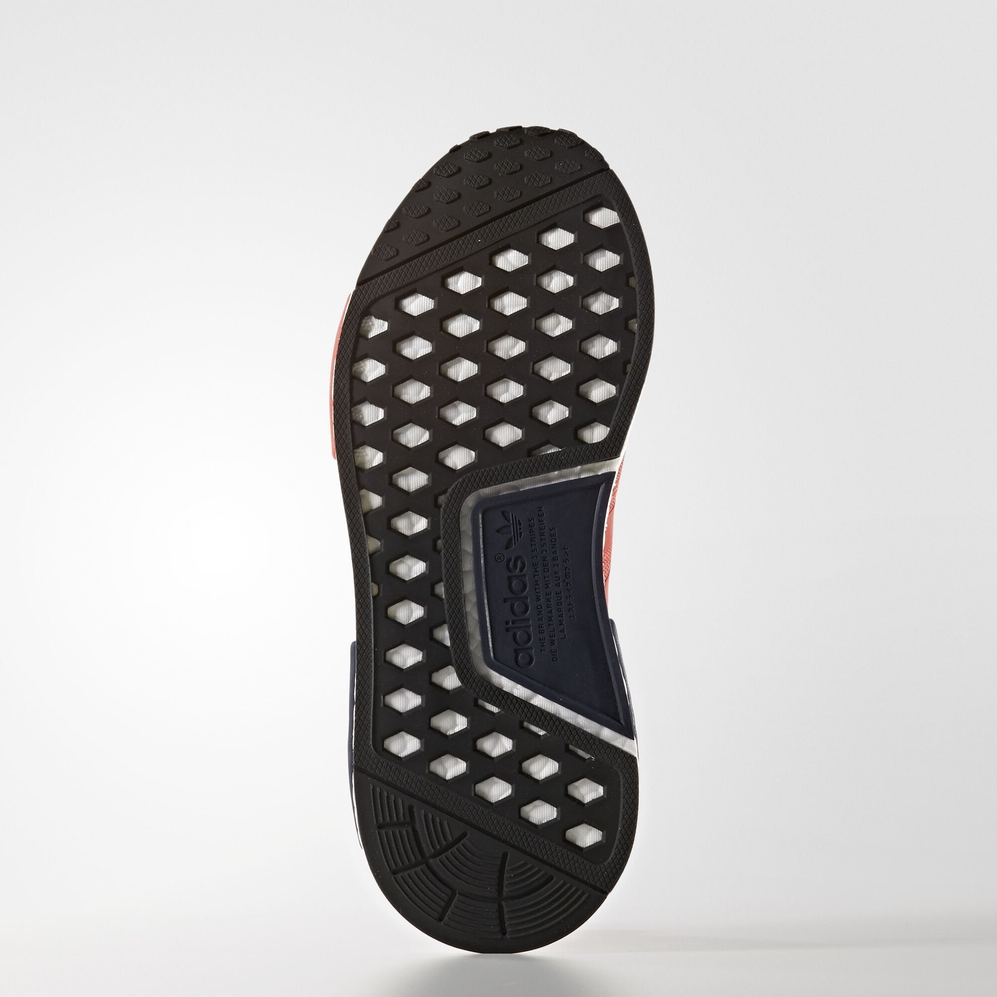 adidas  NMD R1 Vivid Red (W) (S76013)