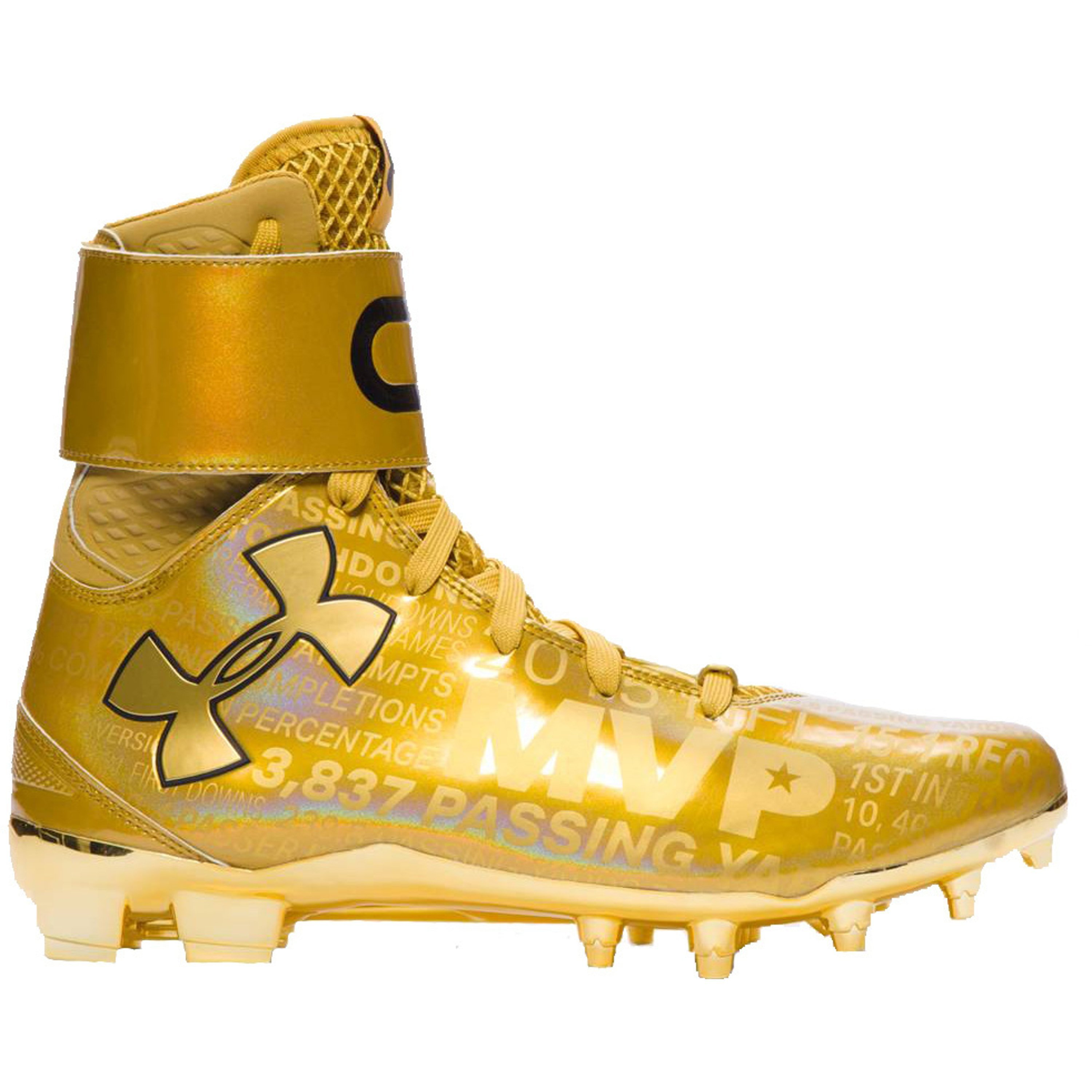 Under Armour UA C1N Cleats MVP (Unsigned) (1297139-795)