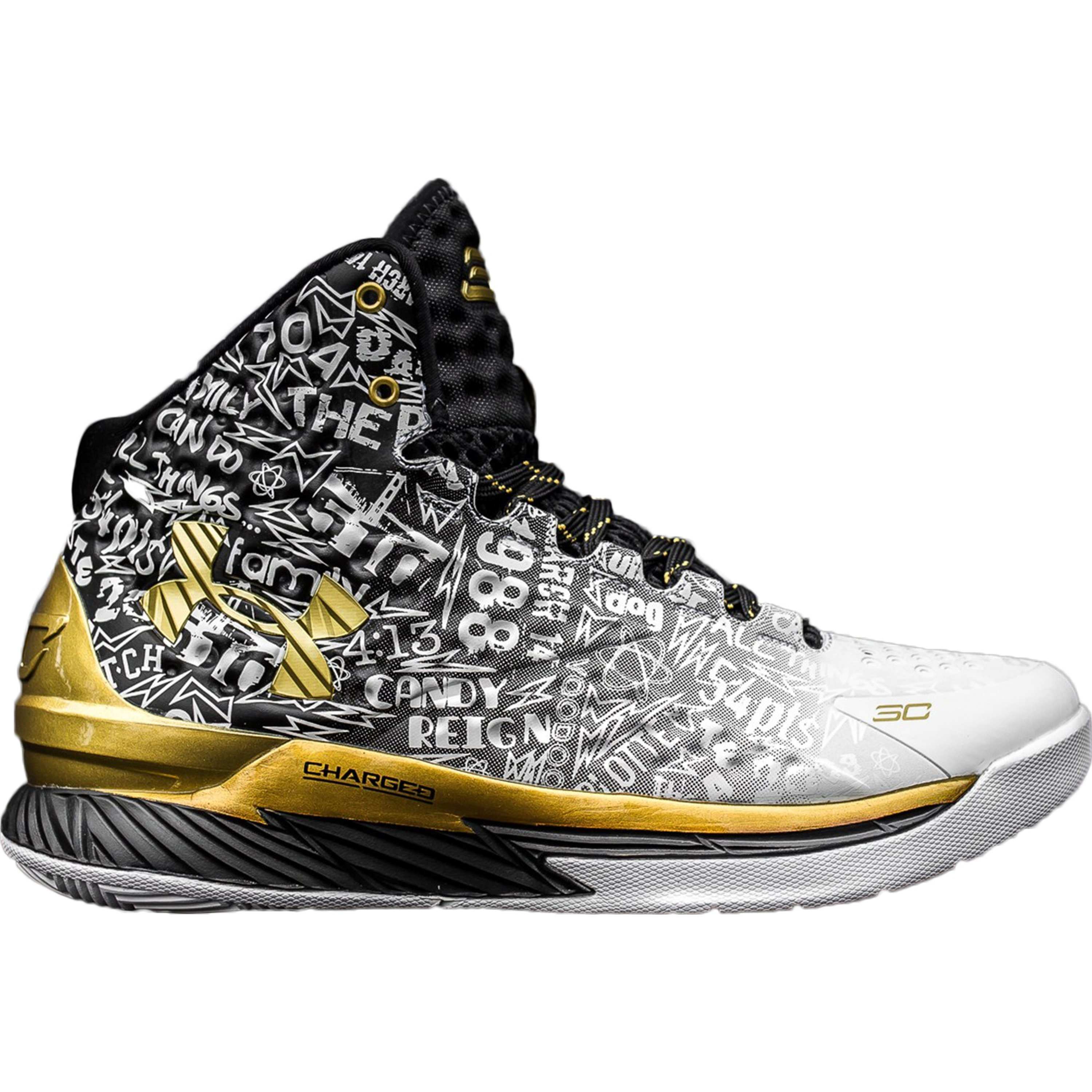 Under Armour Curry 1 MVP Back 2 Back (1300015-001)