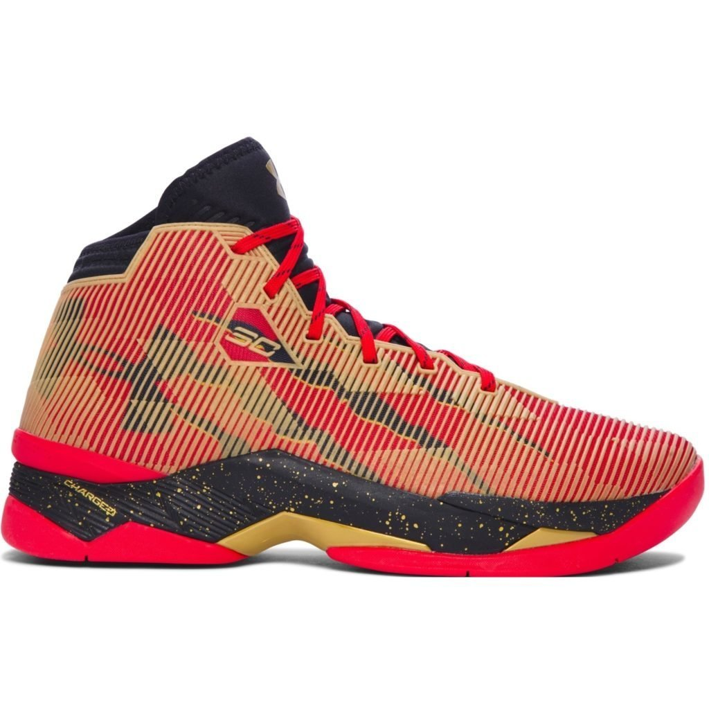 UA Curry 2.5 49ers