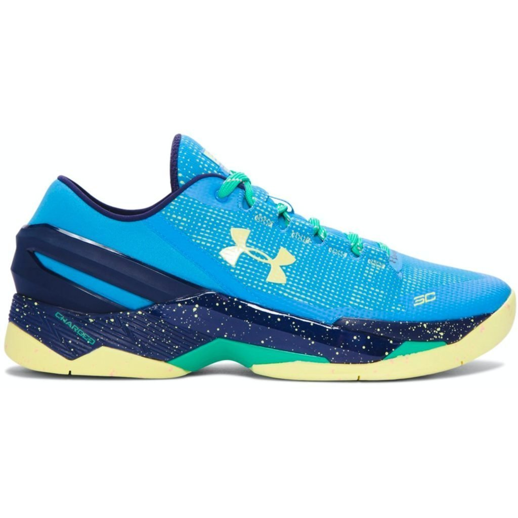 UA Curry 2.5 Low SC 30 Select
