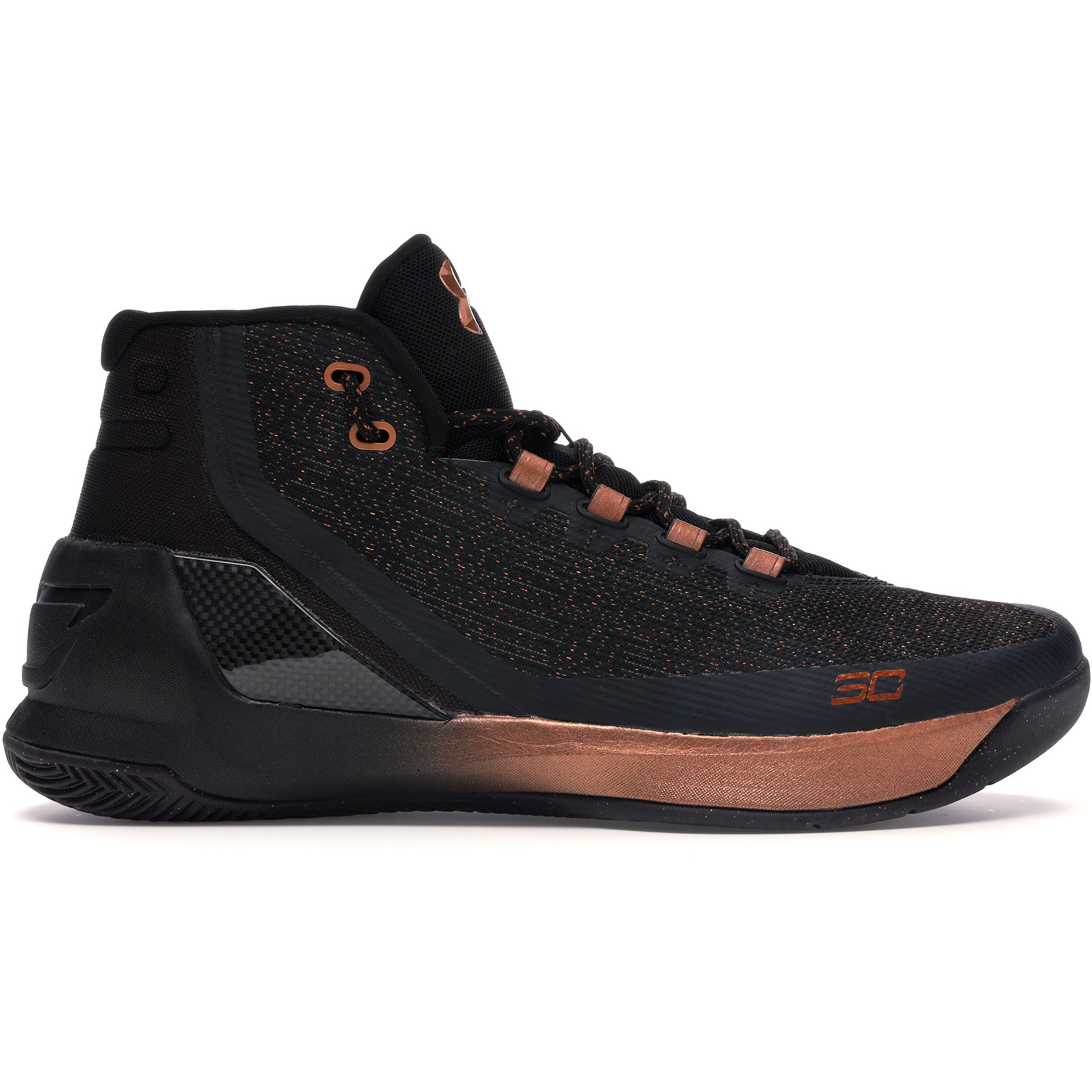 Under Armour UA Curry 3 Brass Band (1299665-001)