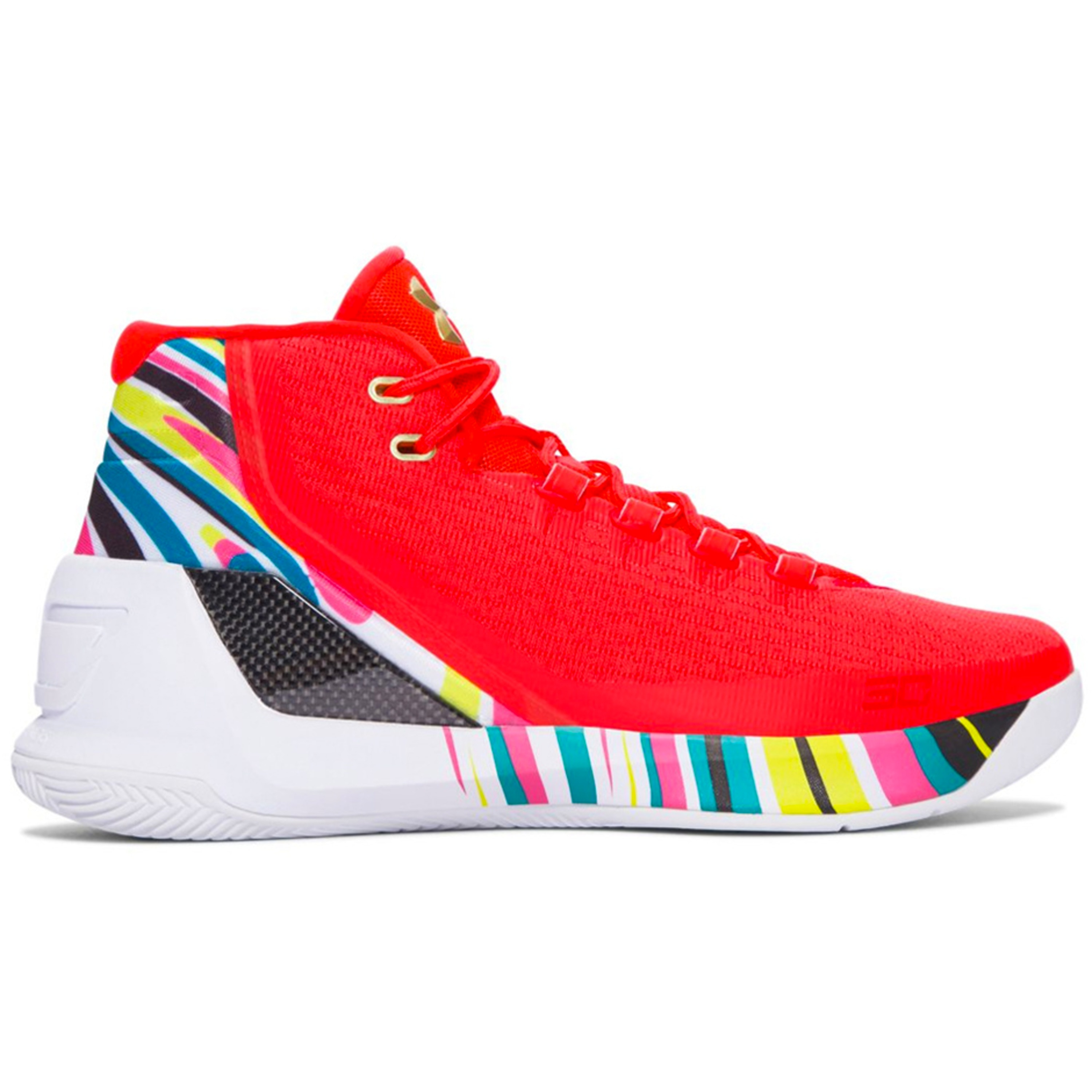 Under Armour UA Curry 3 Chinese New Year (1269279-984)