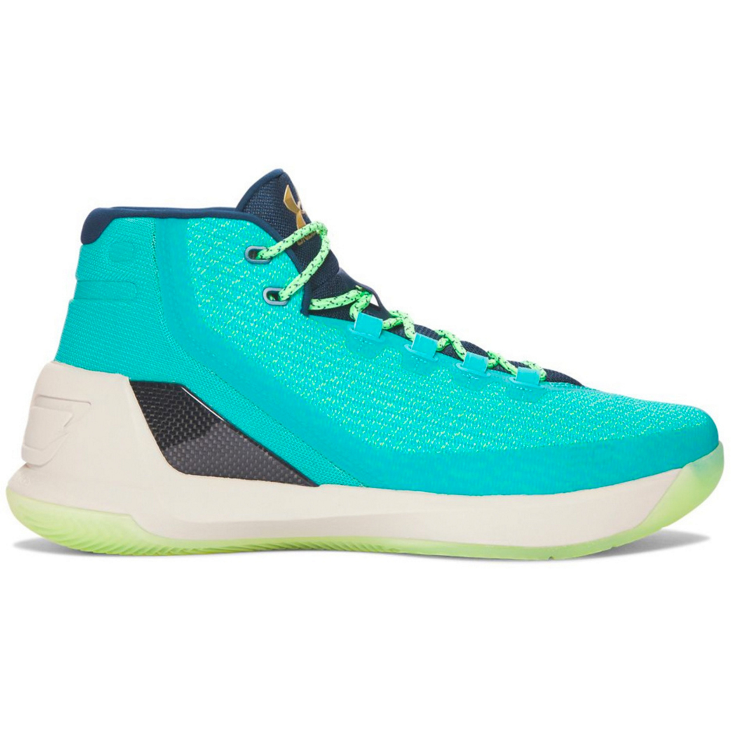 Under Armour UA Curry 3 Reign Water (1269279-370)