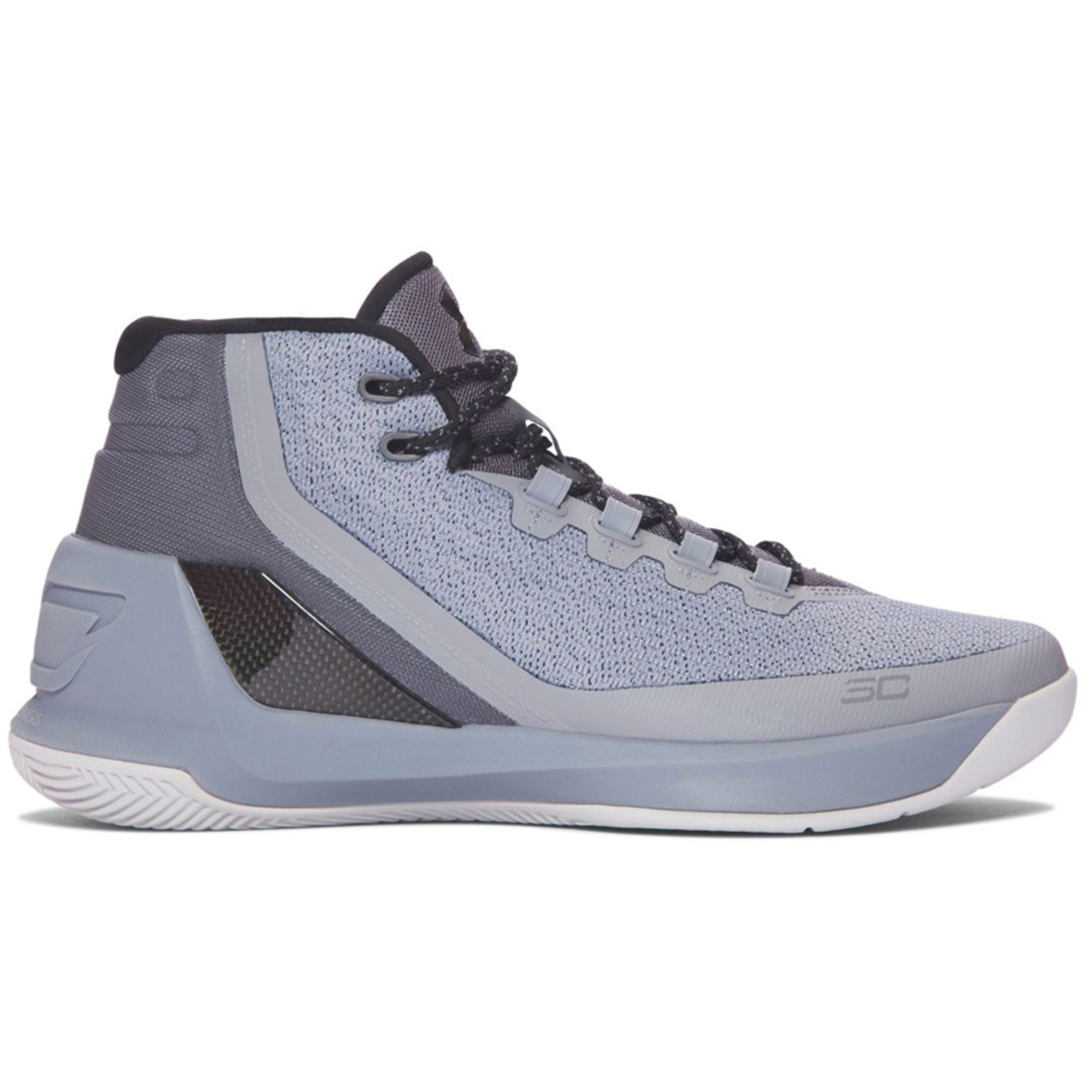 Under Armour UA Curry 3 Grey Matter (1269279-035)