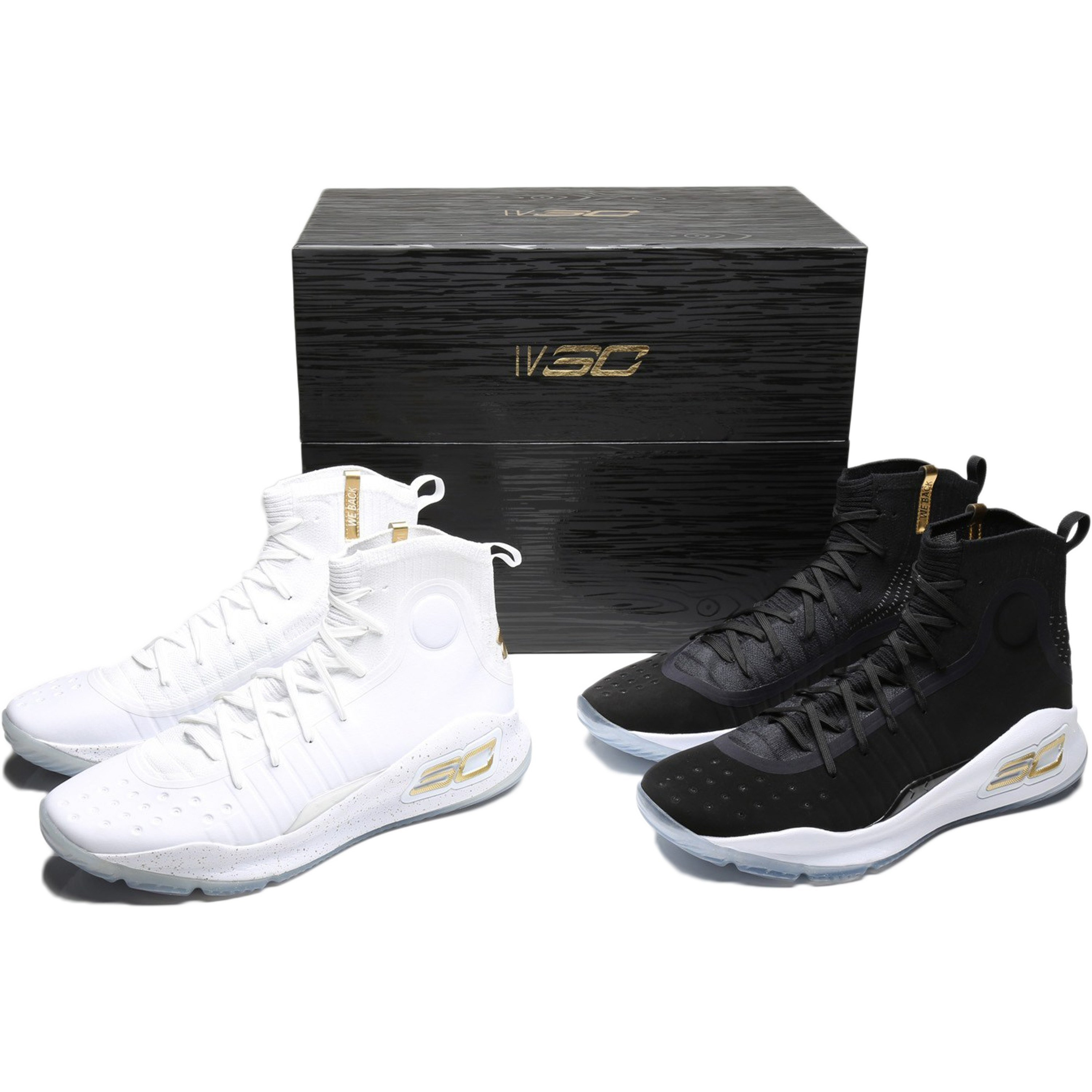 Under Armour Curry 4 Champ Pack (3021675 001)