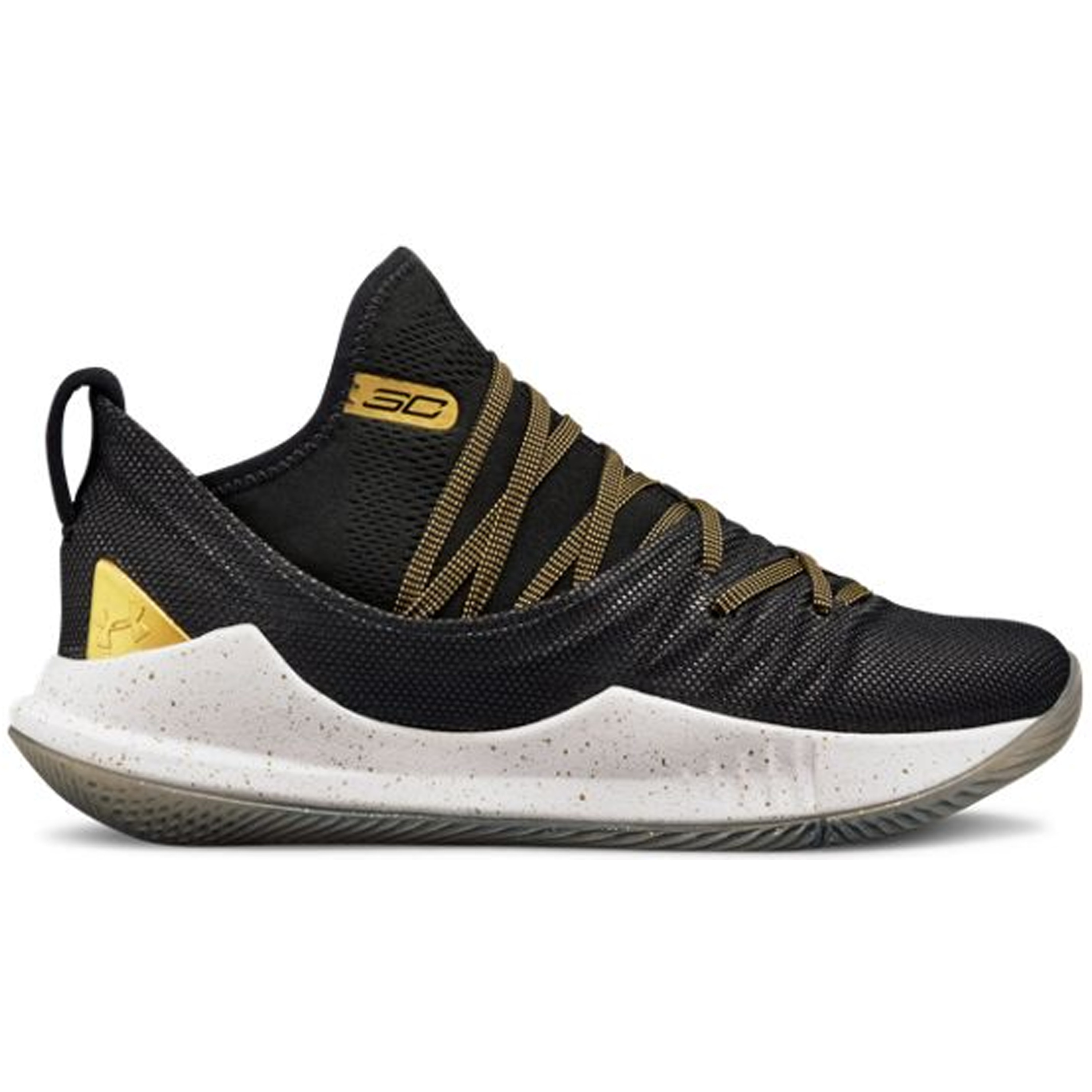 Under Armour Curry 5 Championship Pack Black (GS) (3020741-001)