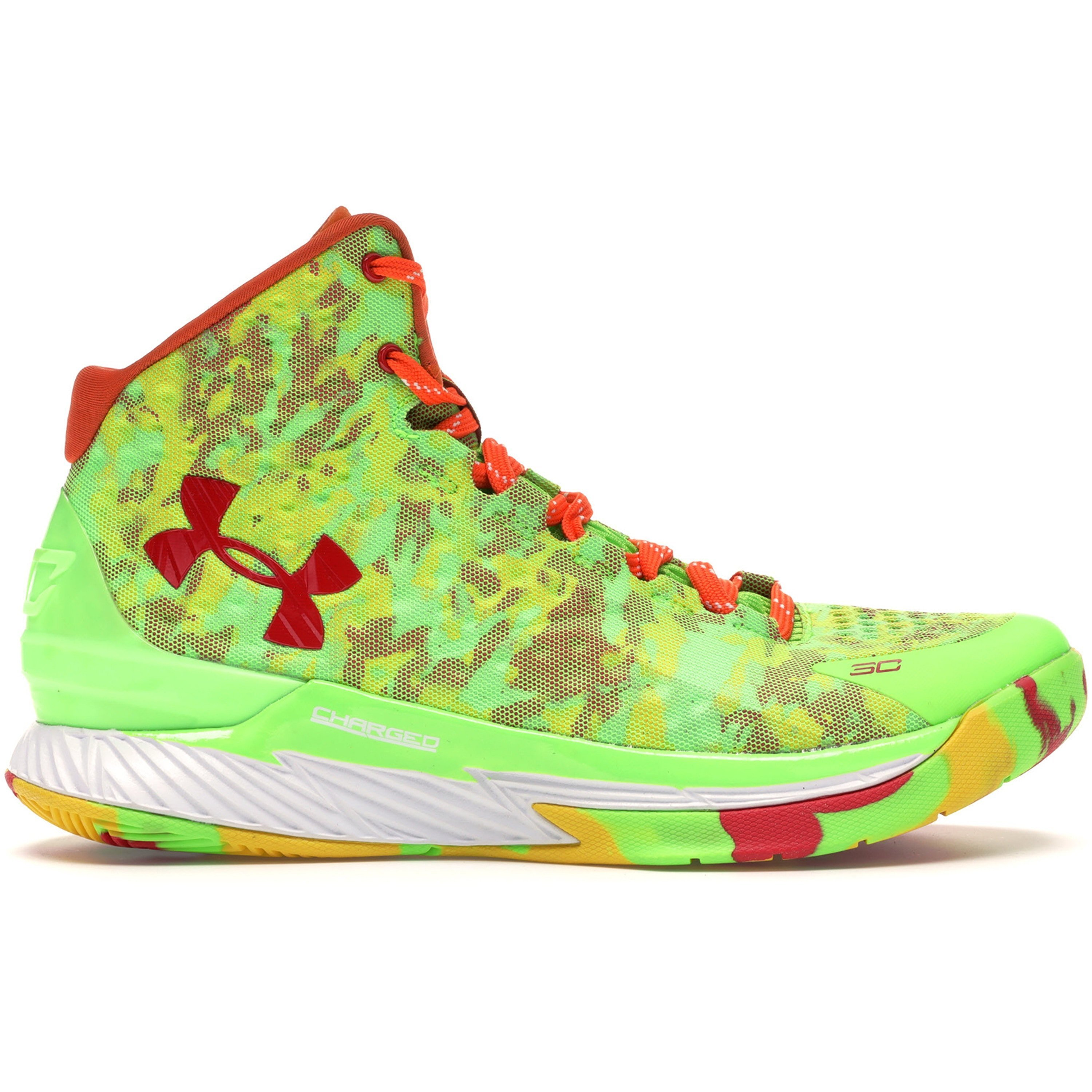 Under Armour UA Curry 1 Candy Reign (1258723-390)