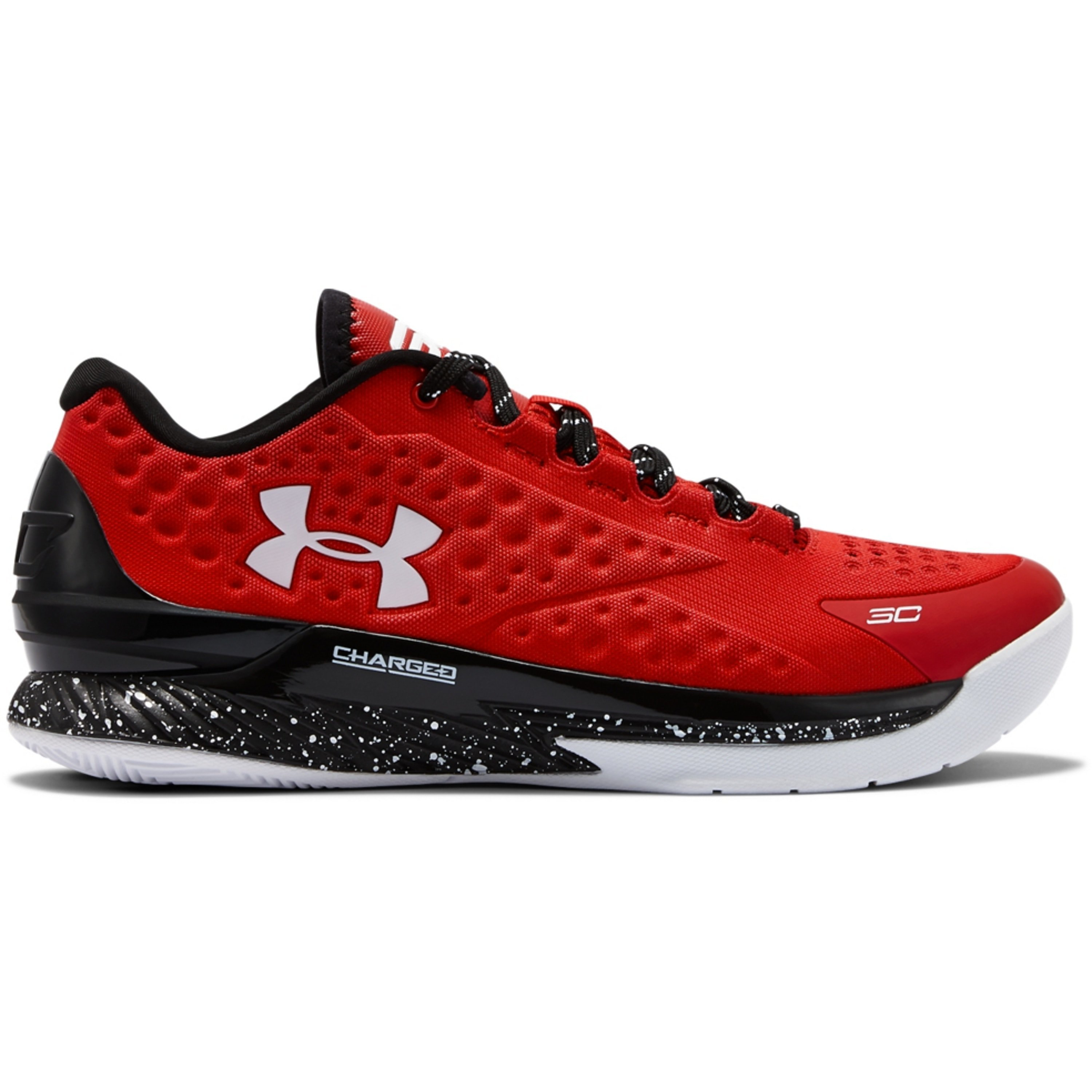 Under Armour UA Curry 1 Low Red (1276195-600)
