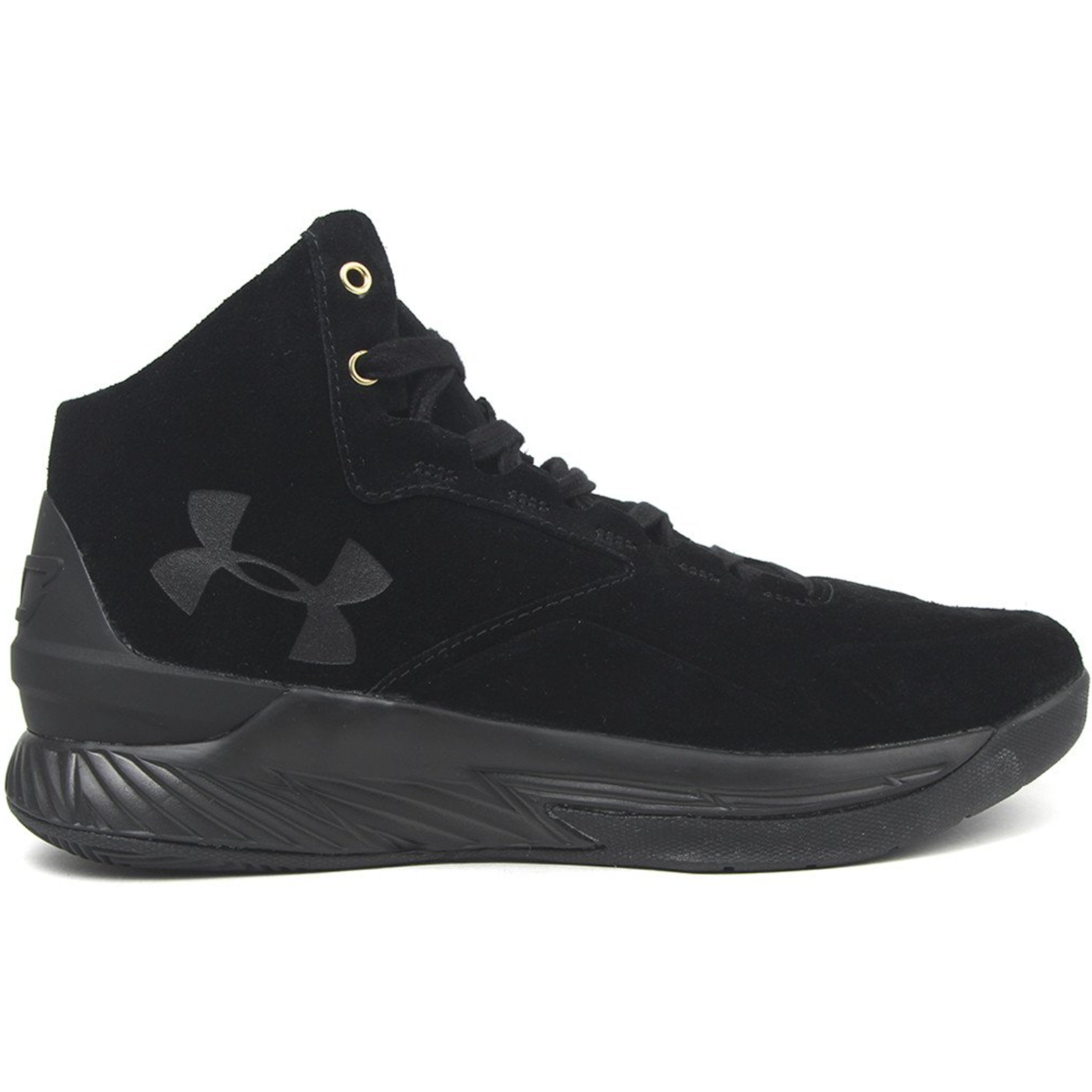 Under Armour UA Curry 1 Lux Black (1298701-001)