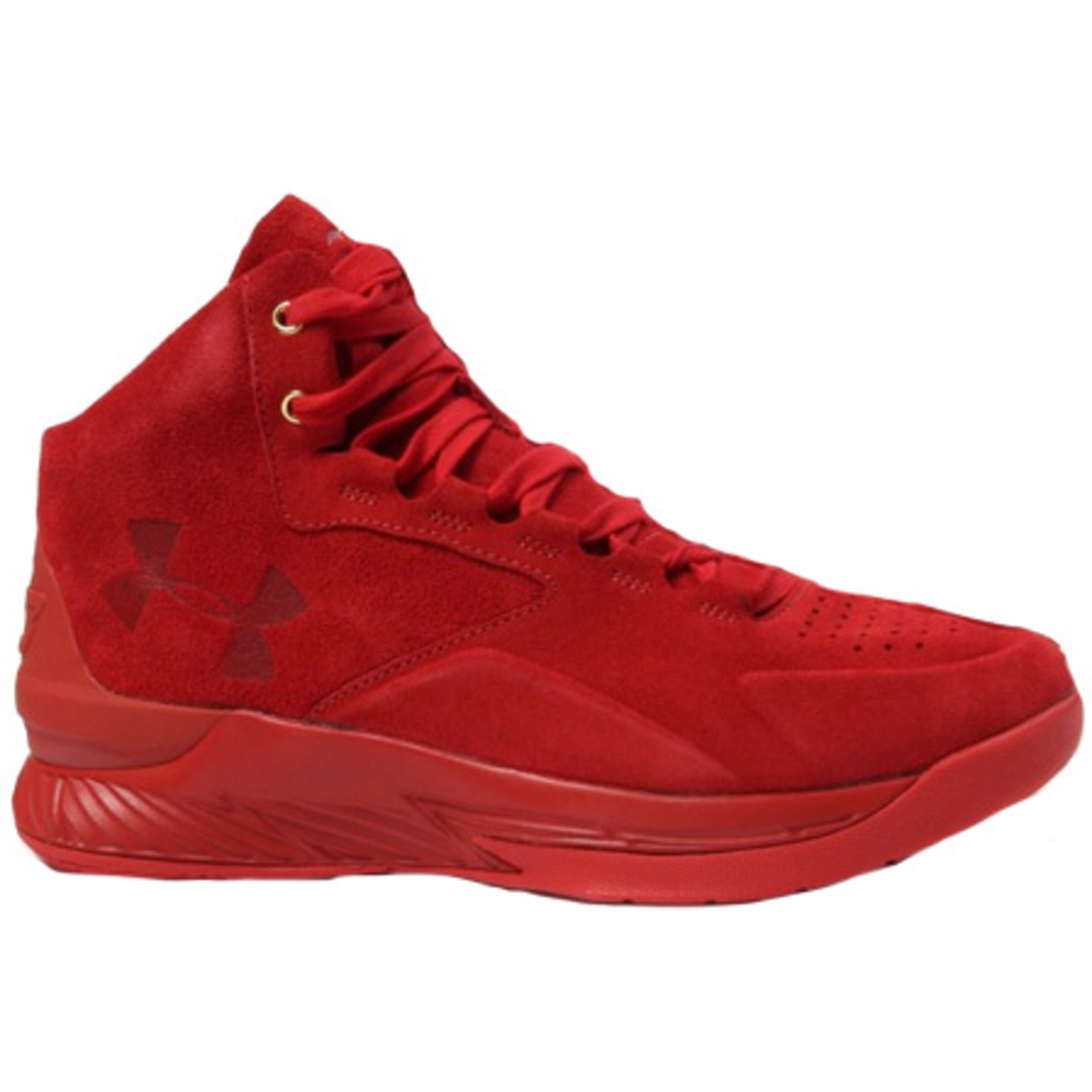 Under Armour UA Curry 1 Lux Red (1298701-600)