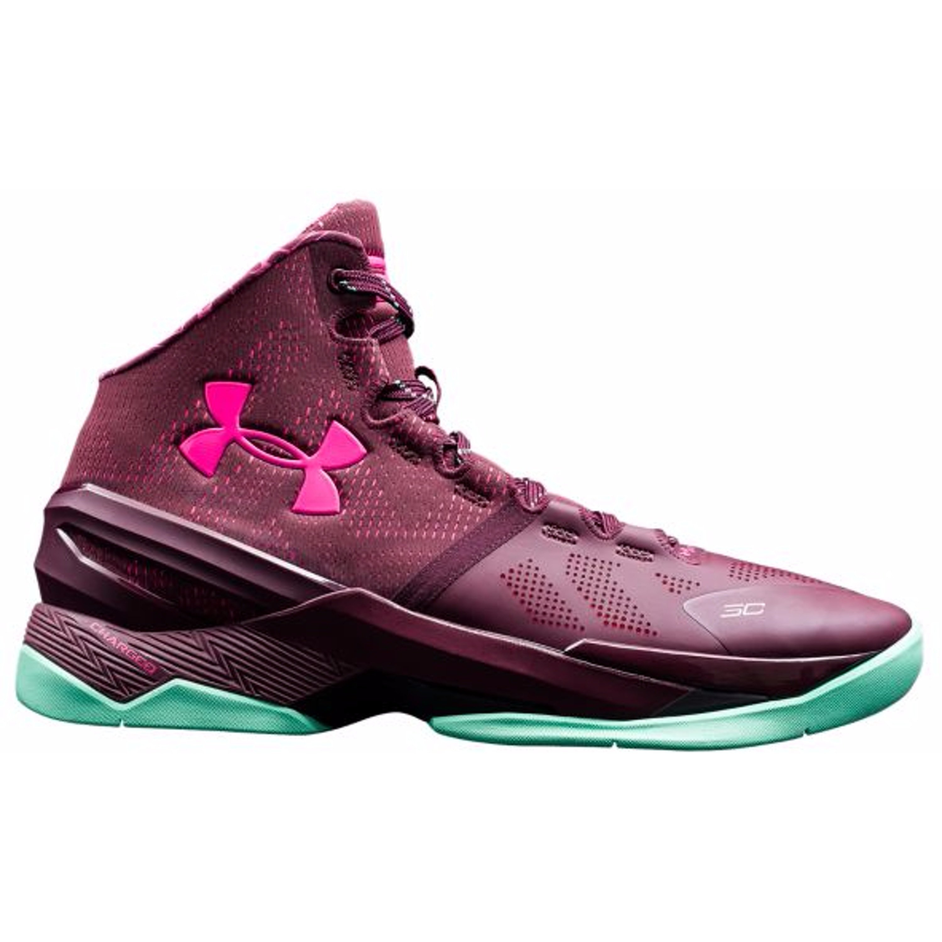 Under Armour UA Curry 2 Black History Month (1259007-602)