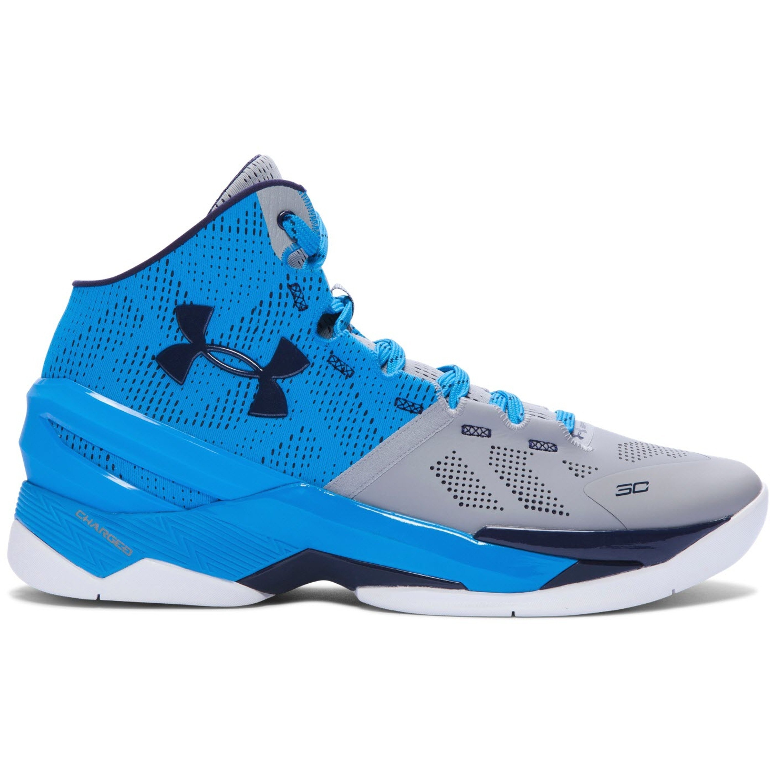 Under Armour UA Curry 2 Electric Blue (1259007-036)