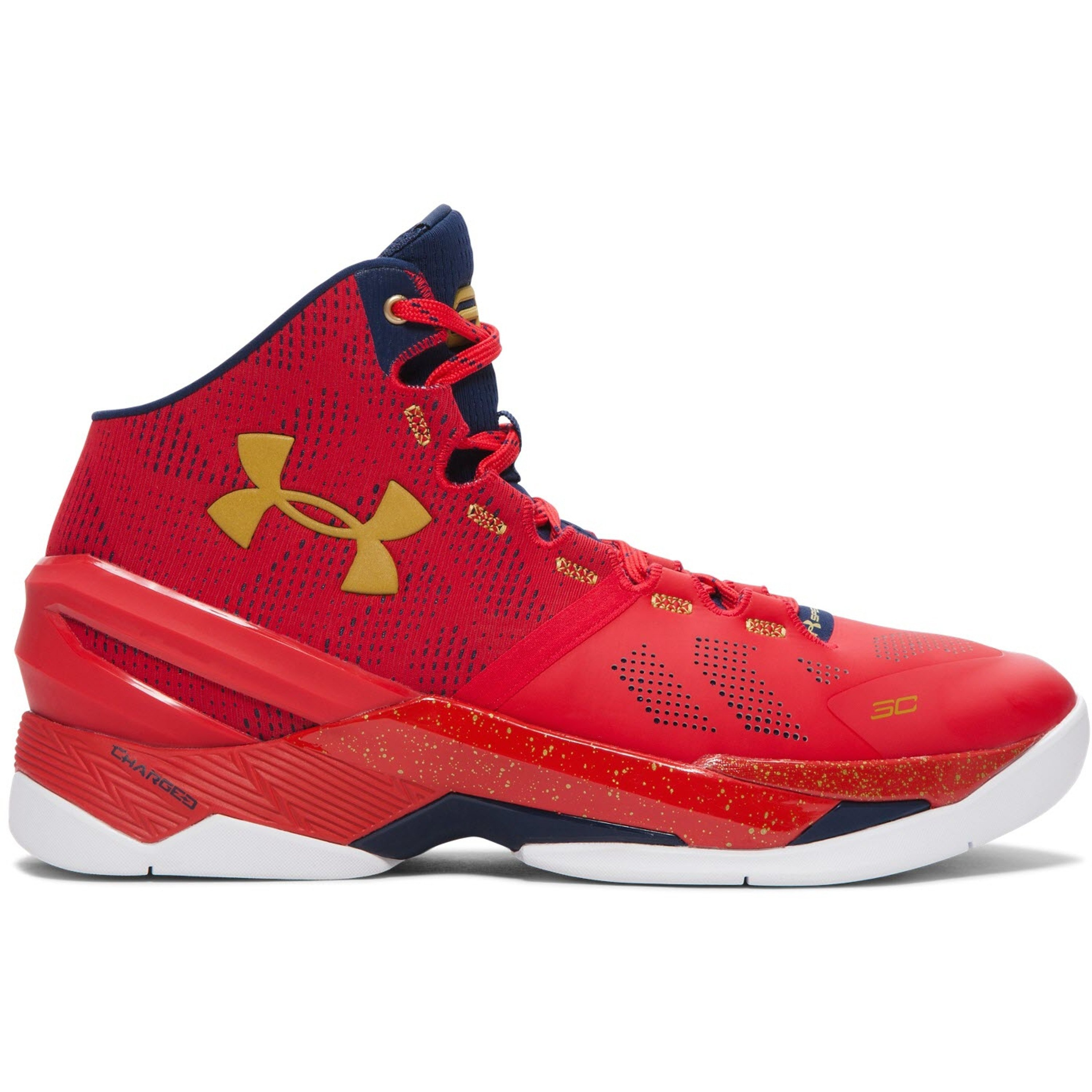 Under Armour UA Curry 2 Floor General (1259007-601)