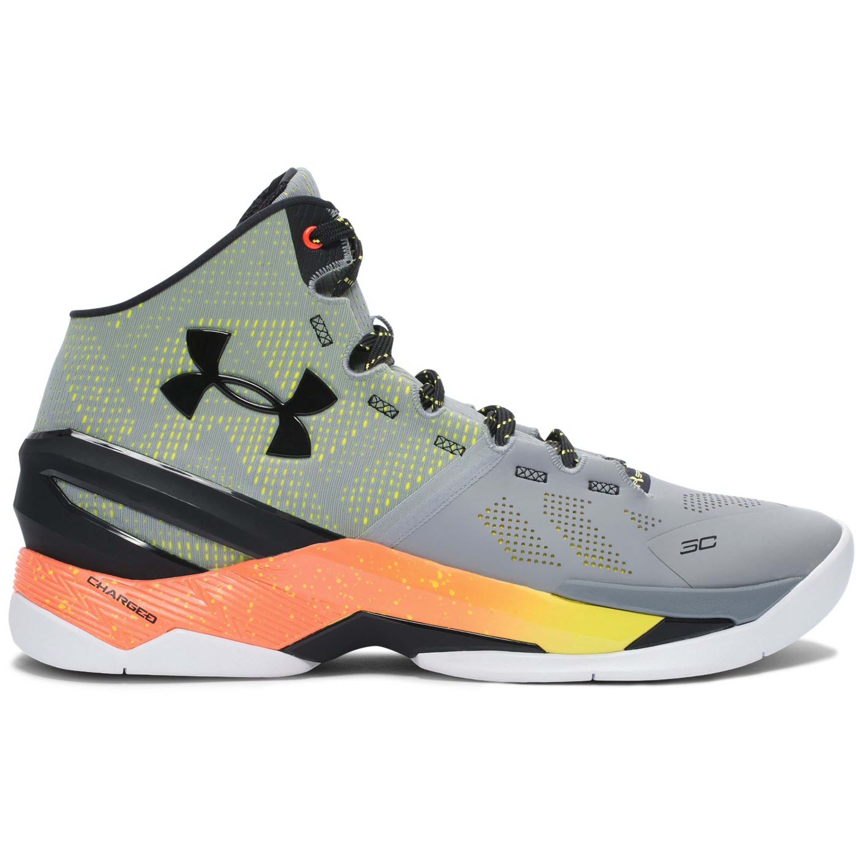Under Armour UA Curry 2 Iron Forges Iron (1259007-035)