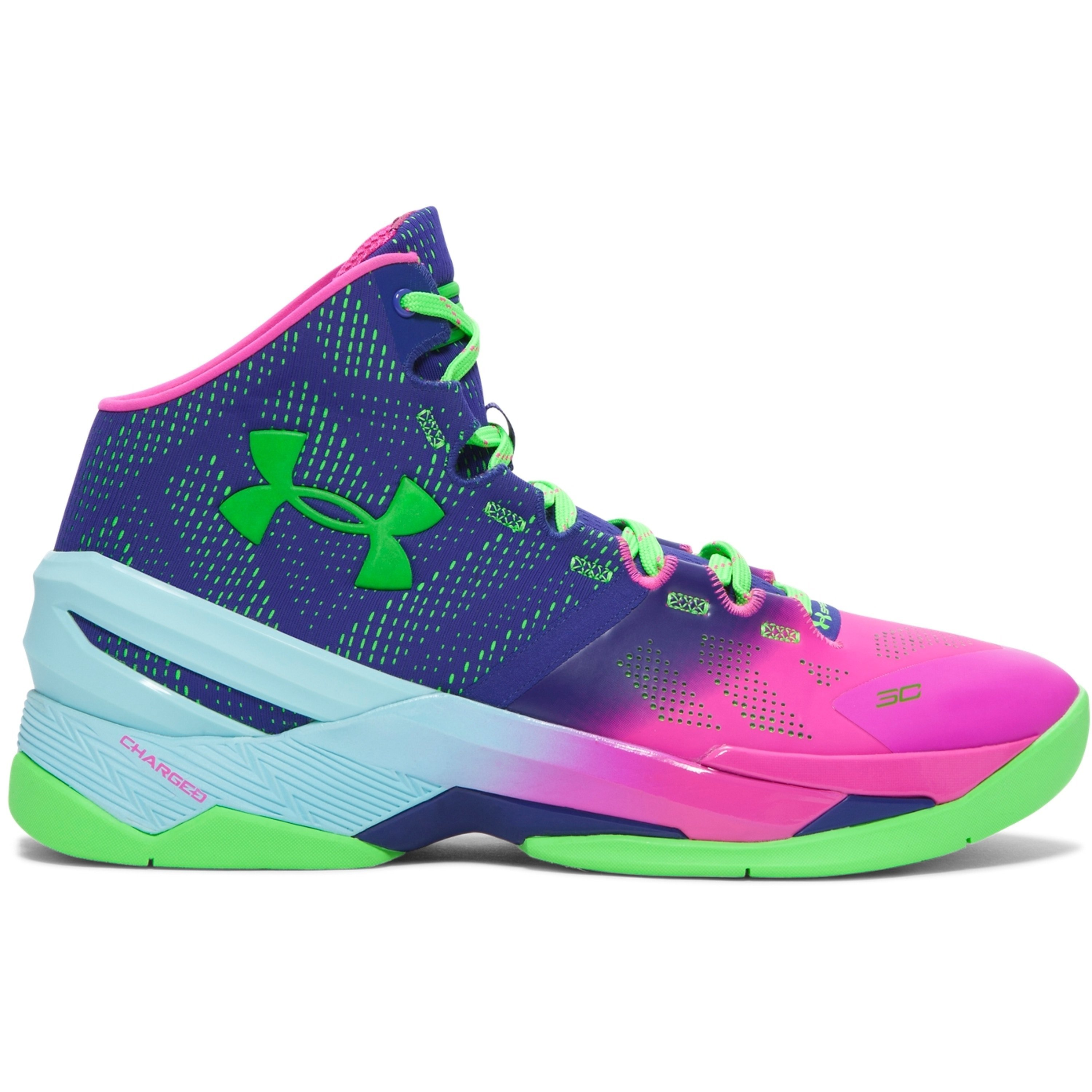 Under Armour UA Curry 2 Northern Lights (1259007-652)