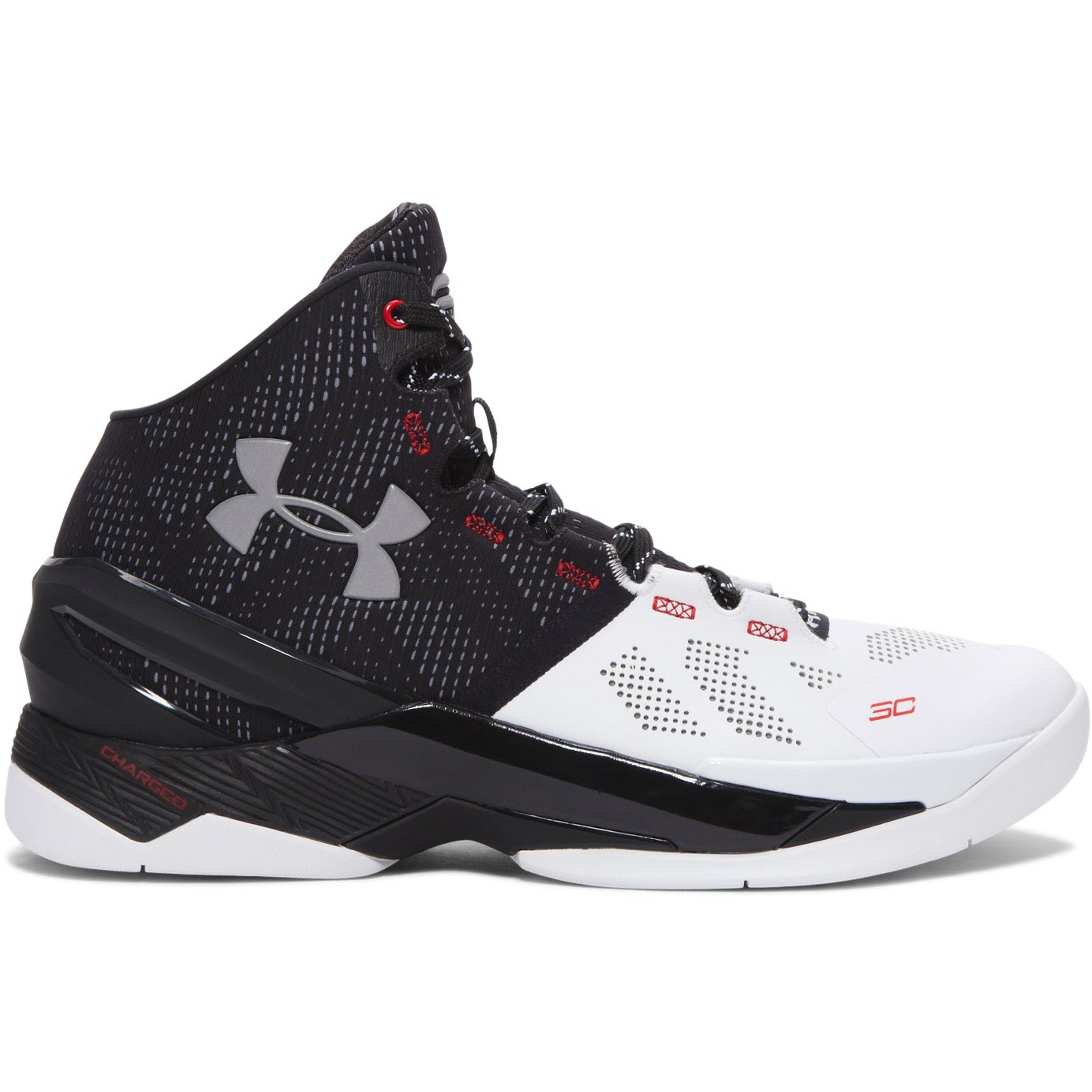 Under Armour UA Curry 2 Suit and Tie (1259007-101)