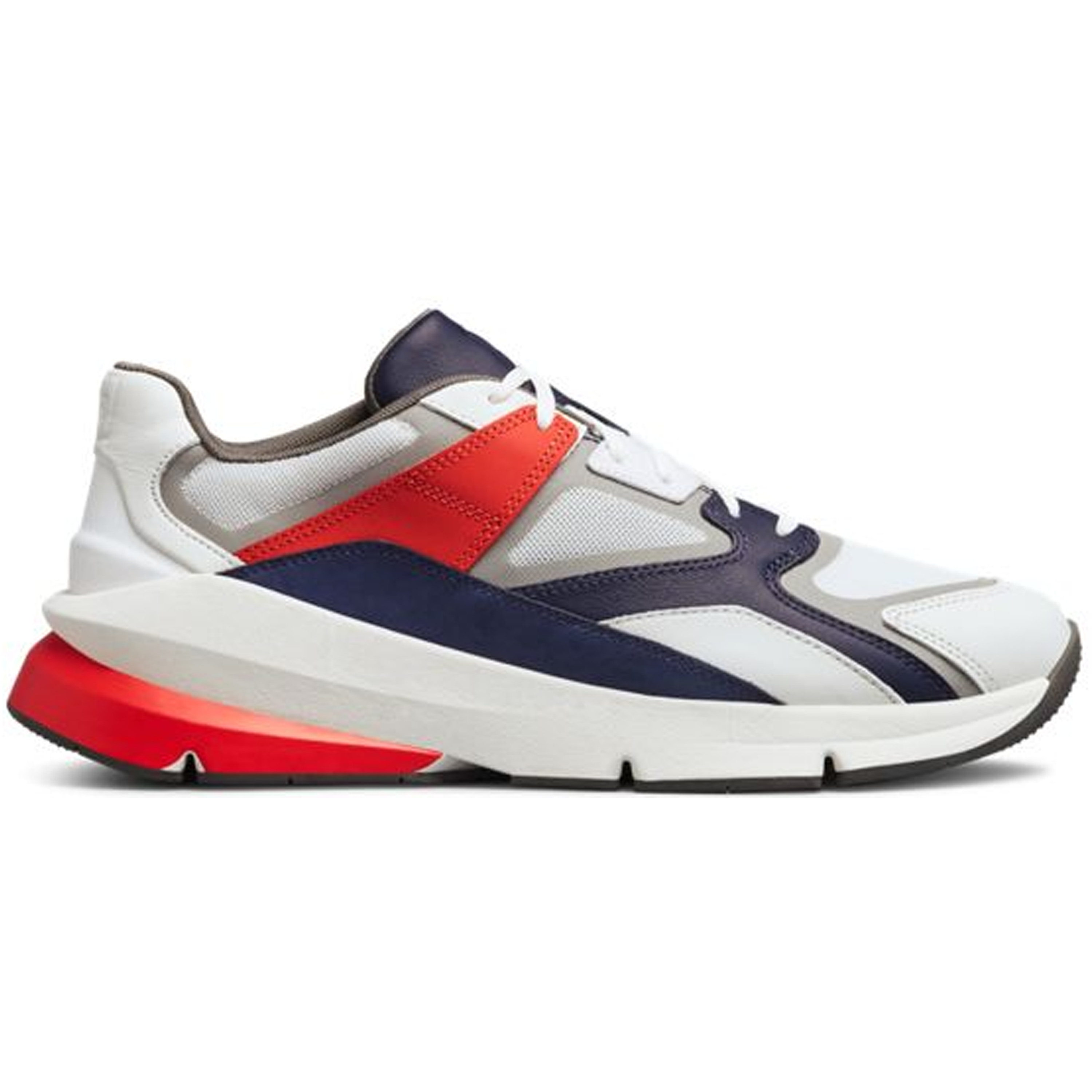 Under Armour Forge 96 White Red Blue (3021795-100)