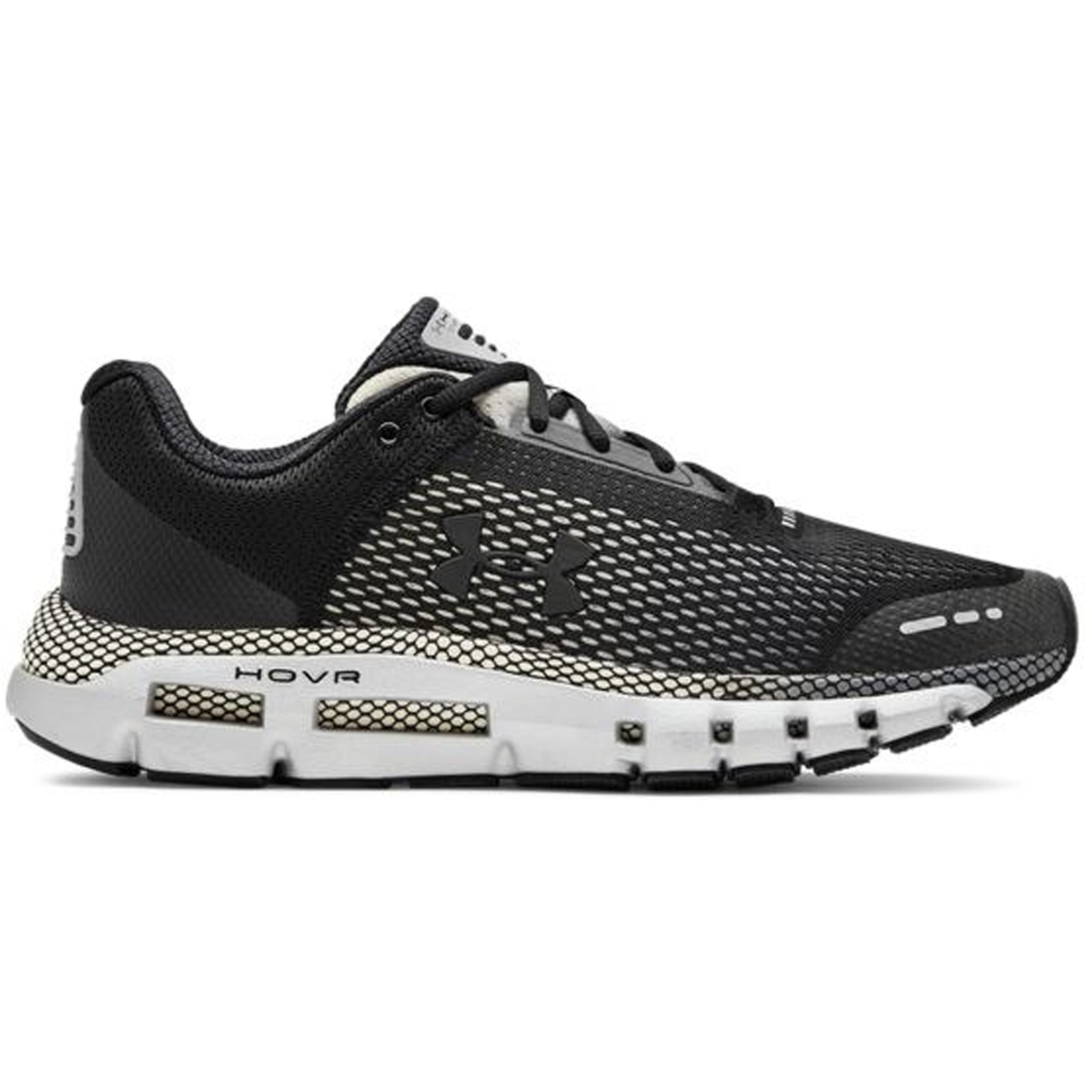 Under Armour Hovr Infinite Black Pitch Gray (3021395-004)