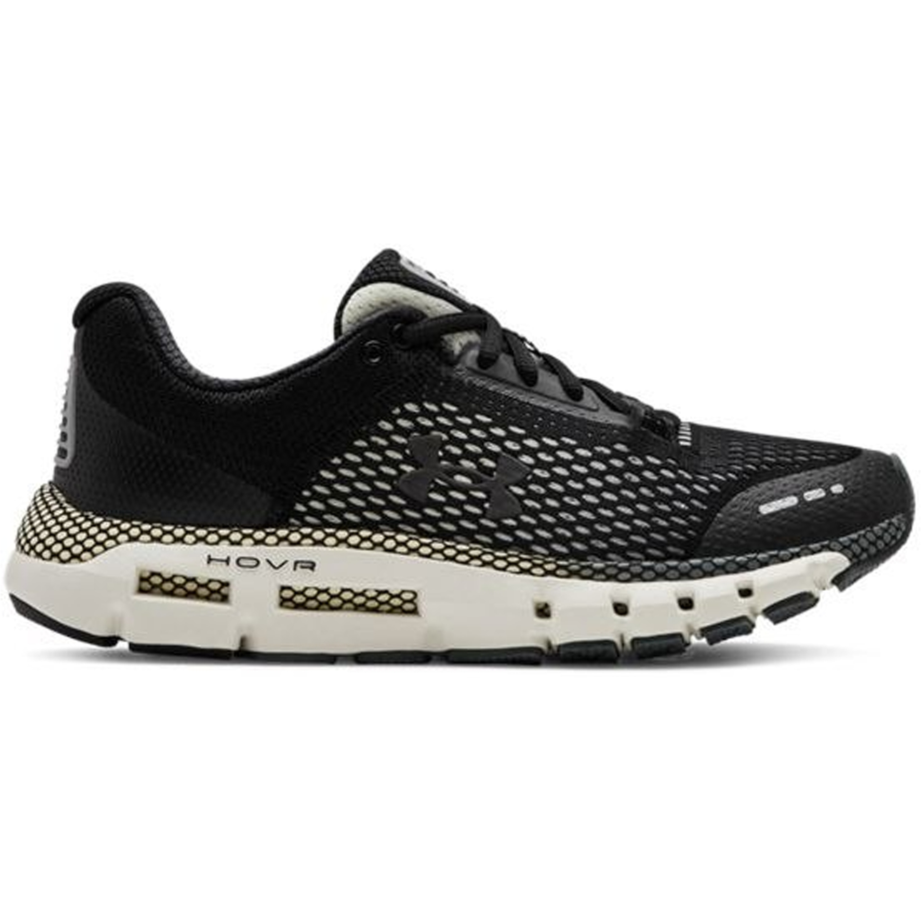 Under Armour Hovr Infinite Black White (W) (3021396-001)