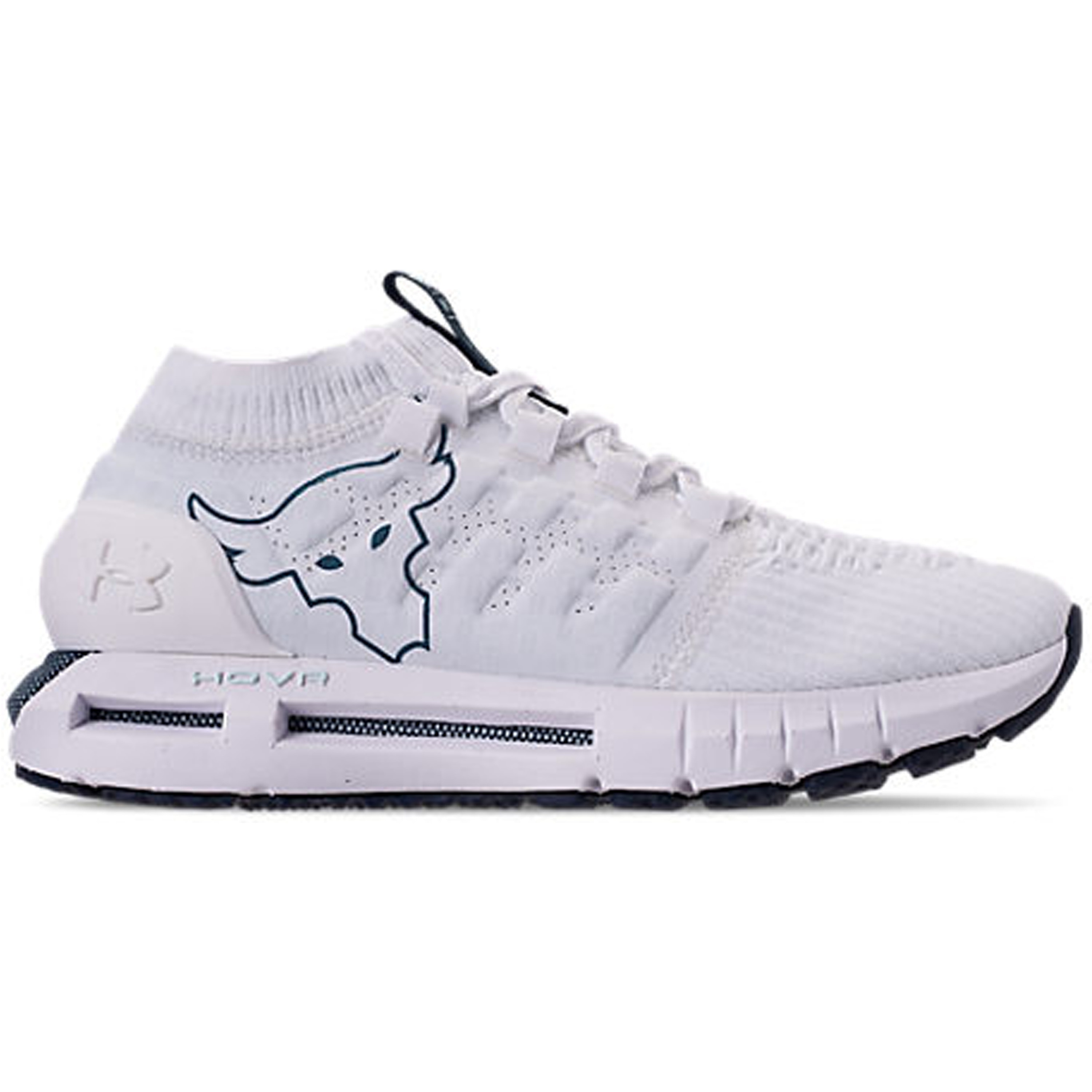 Under Armour Hovr Phantom The Rock White Fuse Teal (W) (3022542-100)