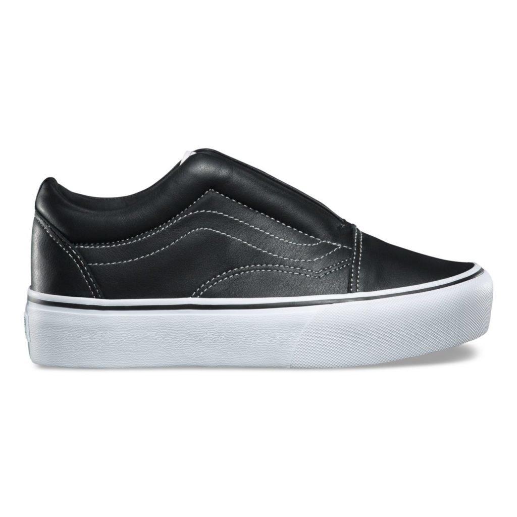 Vans Classic Slip-On Karl Lagerfeld Black (W)