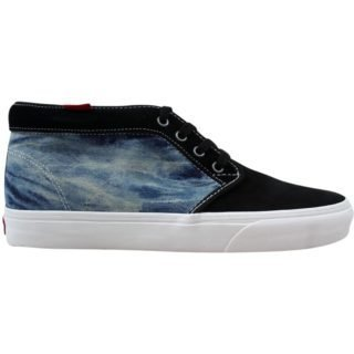 Vans Chukka 79 Suede/Denim Black