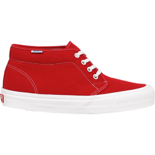 Vans Chukka Boot Proper Red
