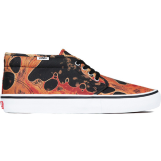 Vans Chukka Supreme x Andres Serrano Blood and Semen II