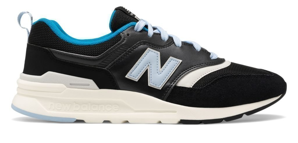 New Balance 997H Black Blue (W)