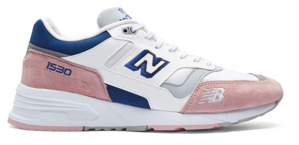 New Balance 1530 White Pink