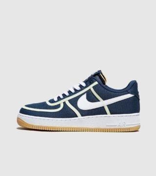 Nike Air Force 1 '07 Premium (blauw)