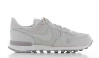 Nike Internationalist Premium Lichtgrijs Dames