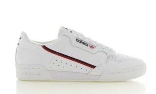 Adidas adidas Continental 80 Wit Heren