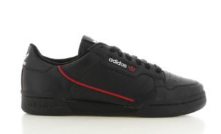 Adidas adidas Continental 80 Zwart Heren