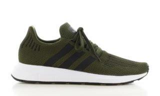 Adidas adidas Swift Run Donkergroen Heren