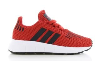 Adidas adidas Swift Run Rood Peuters