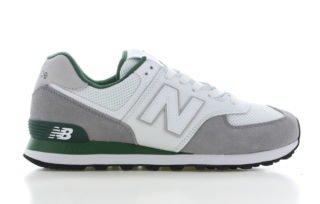 New Balance 574 Groen/Wit Heren