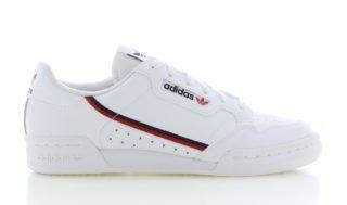 Adidas adidas Continental 80 Wit/Rood Junior