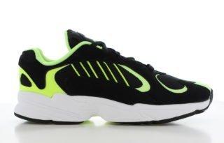Adidas adidas Yung-1 Zwart Geel Heren