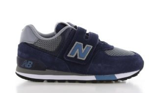 New Balance IV574ND Blauw Peuters