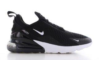 Nike Air Max 270 Zwart/Wit Dames