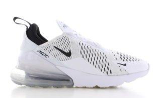 Nike Air Max 270 Wit/Zwart Dames