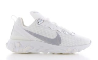 Nike React Element 55 Wit Dames