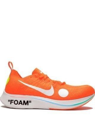 Nike Nike x Off-white Zoom Fly Mercurial FK sneakers (oranje)